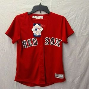 🛑 Red Sox Majestic Cool Base Jersey Epstein 26
